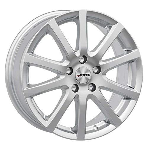 Autec Llantas SKANDIC ECE 6.0 x 16 ET48 5 x 112 SIL para Audi A3