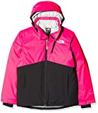 The North Face Y Snowdrift Chaqueta, Unisex niños, mr. Pink, M