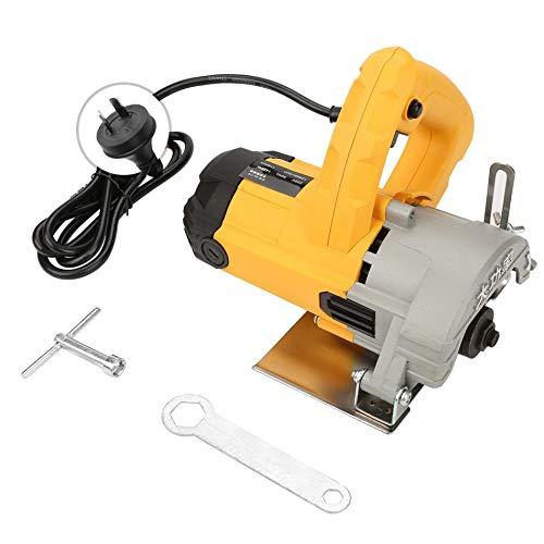 QWERTOUY 220V marmertegel snijmachine huishouden high-power snijmachine schokdemping elektrische zaag voor hout/marmer/tegels