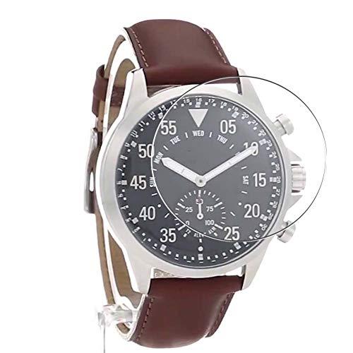 Vaxson 3 Unidades Protector de Pantalla, compatible con Michael Kors Access Hybrid 40mm Smartwatch Hybrid Watch [No Vidrio Templado] TPU Película Protectora Reloj Inteligente Film Guard Nueva Versión