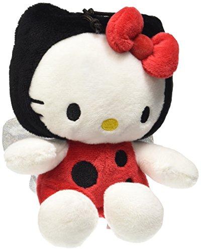 Jemini 021871 - Peluche Hello Kitty Coccinella, 15 cm