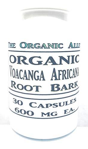 Organic Voacanga Africana Root Bark Capsules