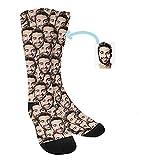 Calcetines Personalizados Con Cara - Sube tu Foto Nosotros hacemos el...