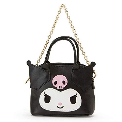 IADZ Cartoon bag,cute my melody small handbag girl mini chain bag ladies keychain storage bag