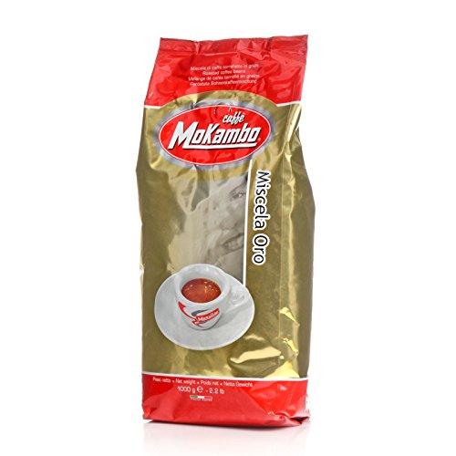 Mokambo Kaffee Espresso - Oro, 1000g Bohne