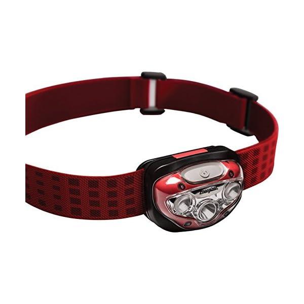 Energizer - Linterna LED de Alta Potencia, Resistente al Agua IPX4, LED superbrillante, múltiples Modos de luz, Mejor… 2