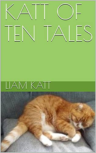 KATT OF TEN TALES (English Edition)