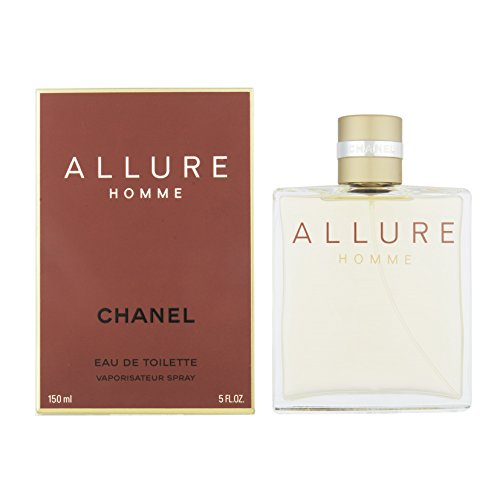 CHANEL ALLURE HOMME edt vaporizador 150 ml