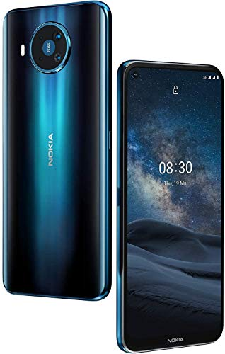 Nokia 8.3 - Smartphone 128GB, 8GB RAM, Dual Sim, Blu