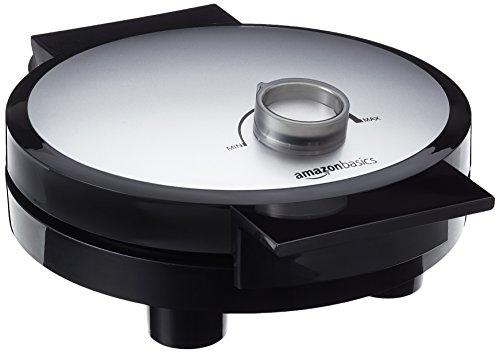 Amazon Basics - Macchina per waffle, 1000 Watt, con...