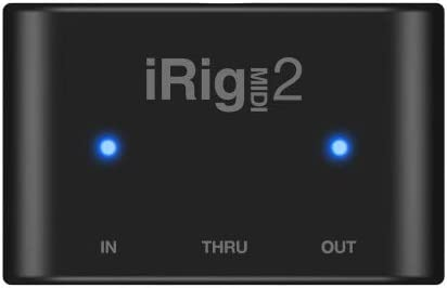 iRig MIDI 2 Universal Interface iPod iPhone for Free shipping Super beauty product restock quality top! Touc iPad