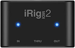 IK Multimedia IPIRIGMIDI2 - Interfaz audio