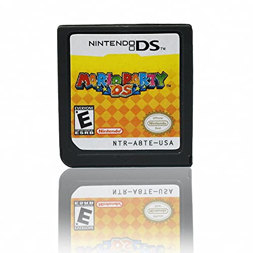 208 en 1 Cartucho de Juego para Nintendo DS REN Tian DS Mario Mario Series DS Games Tarjeta DSI 2DS 3DS X L Tarjeta de Juego Versión en EE. UU. 482 en 1 Cartucho de Juego para Nintendo DS