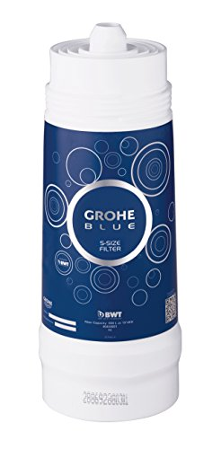 Grohe 40404001 Blaufilter, Größe S, Chrom