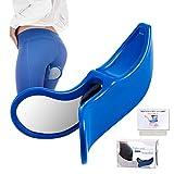 Exerciseur musculaire de bassin de Kegel, entraînement de la hanche, exercice de la cuisse intérieure, correction ajustable, belles fesses, dispositif de contrôle de la vessie, réadaptation postpartum