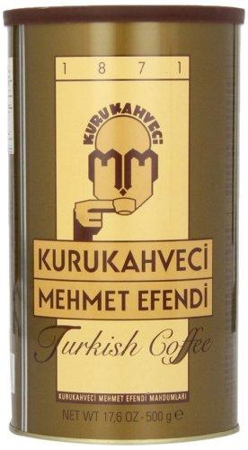 Türkischer Kaffee Kurukahveci Mehmet Efendi Mokka 500g 6-er Pack