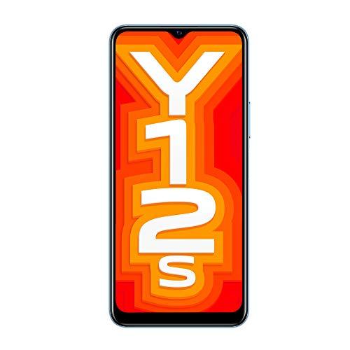 Vivo Y12s (Glacier Blue, 3GB, 32GB ) with No Cost EMI/Additional Exchange Offers