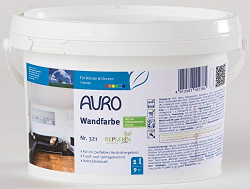 AURO Wandfarbe - Nr. 321 - 1 Liter