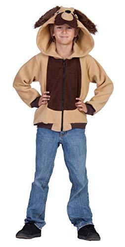 RG Costumes 'Funsies' Devin The Dog Hoodie, Child Medium/Size 8-10