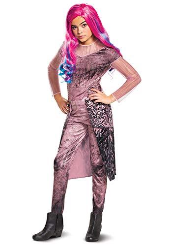 Audrey Descendants 3 Girls Classic Costume Size 7/8