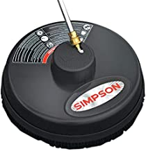 Simpson Cleaning 80165, Rated Up to 3600 PSI Universal 15