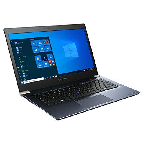 Toshiba, Notebook Portégé X30-E-1HR, con Processore Intel Core i7-8550U, RAM da 32GB, Hard Disk da 1TB, Schermo Antiriflesso FULL HD da 13,3