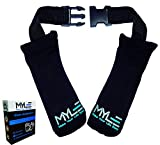 MYLE - Make Your Life Easy Absorbe Humedad y Olor Guantes de Boxeo, Guantes de Portero, Botas Hombre, Botas Mujer,Zapatos, Zapatillas de Running.