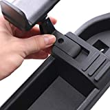 Boxatdoor 7PCS anteriore in rete griglia inserti telaio Trim Shell nero lucido Griglie Per Wrangler TJ 1997-2006