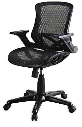 Cadeira de Escritório Ergonômica em Tela Modelo METRO X