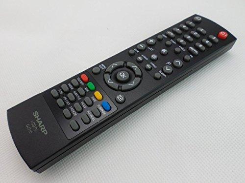 Sharp GJ210 - Mando a distancias para televisores Sharp