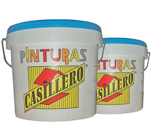 PINTURA MATE INTERIOR,EXTERIOR LAVABLE, Super cubriente,blanco 2 botes de 5 KG