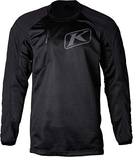 KLIM Tactical Pro Mens Off-Road Motorcycle Jersey - Black/Large