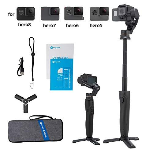 FeiyuTech Feiyu Vimble 2A 3 Axis Handheld Gimbal Stabilizer for GoPro Hero 8/7/6/5 Action Camera