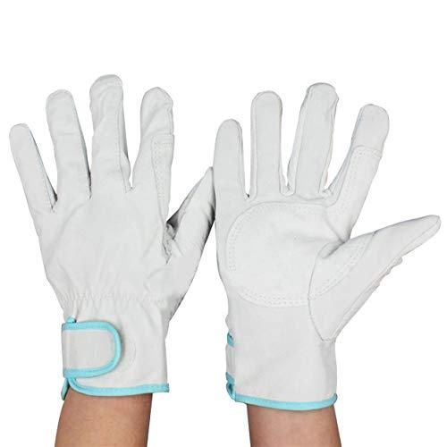 ShenyKan 1 par de guantes de trabajo resistentes al desgaste eléctrico, soldadura,...