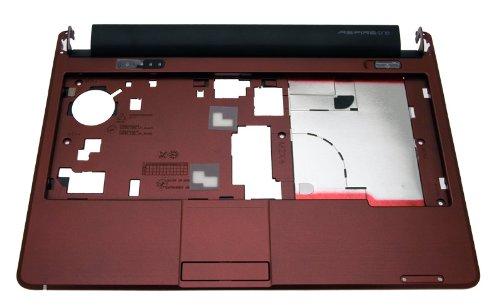 Ersatzteil: Acer Upper Cover, Palmrest, 60.S702.001 für Aspire One D250 in Rot
