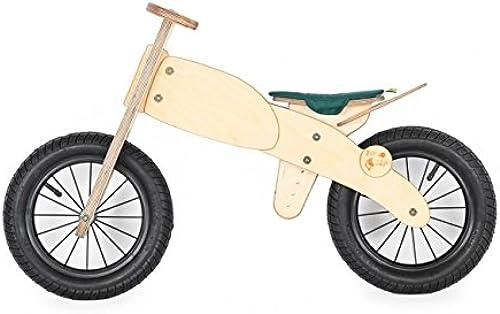Roue en bois enfants Bike Vélo Moto Style courirbike de dipdap écologique