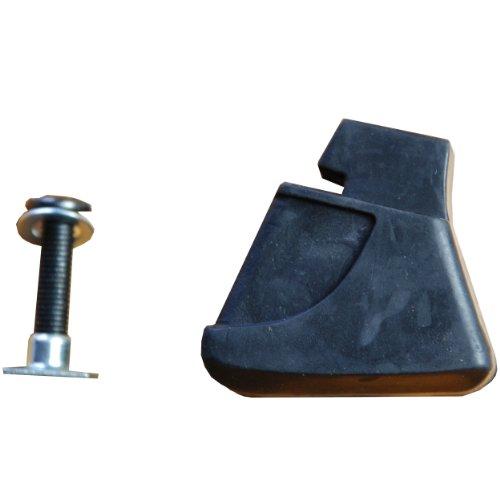 Cox Swain Gummistopper für Inline-Skate Modell Carbon