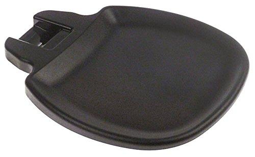 Mazzer opvangbak voor koffiemolen MINI, Macinadosatore-Mini, LUX breedte 160 mm lengte 187 mm