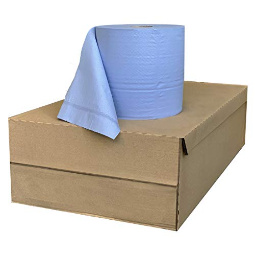 Dalia - Caja de 6 rollos (152m) de papel secamanos ecológic