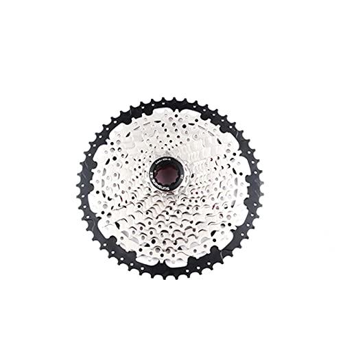 QXYOGO Cassettes Y PiñOnes Bike Cassette Flywheel 11/12 Sprocket de Velocidad MTB Bicicleta de Carretera 28/32/36/42 / 46/50 / 52t Freewheel Rueda Libre (Color : 11 52T 12s)