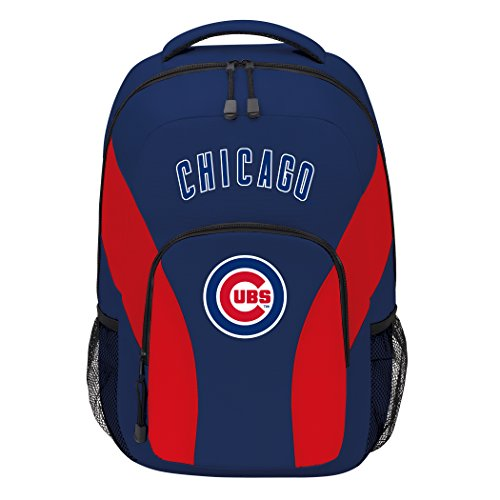 Northwest MLB Chicago Cubs DraftDay Rucksack, 45,7 cm, Blau