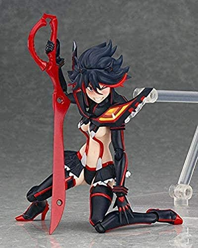 14 5 cm Figura de Anime Estatuas de Arte PVC Figura Matoi Ryuko Modelo Hecho a Mano Juguete Anime Dibujos Animados Juego Kids Game Action Figuras