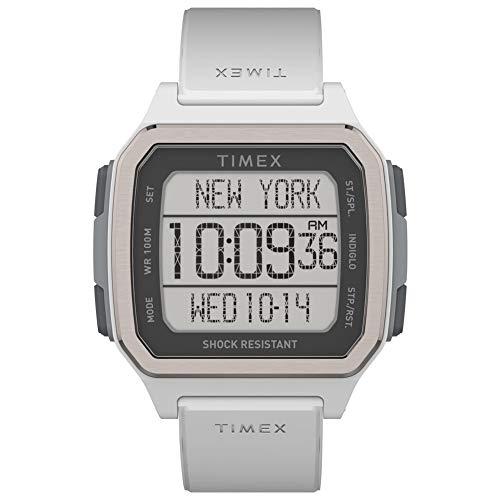 Timex TW5M29100 Men's Command Urban Rubber Strap Digital Watch