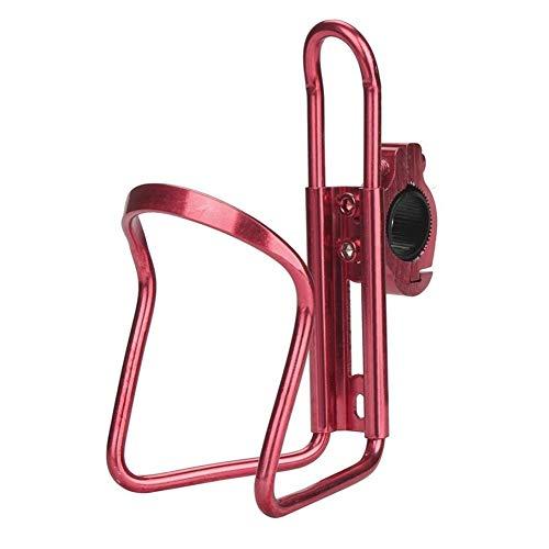 Trinkflaschenhalter Fahrrad Becherhalter Kinderwagen Cube Getränkehalter for Mountenbikes Kinder E Bike Fahrrad Mountainbike Cube Fahrrad Mountainbikes red,Free Size