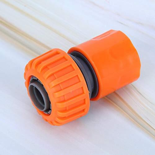 FOLOSAFENAR Conector de tubería de Agua de Junta móvil de pezón de Manguera de Agua, para Lavado de automóviles, para horticultura, para riego de Jardines, para Uso Industrial