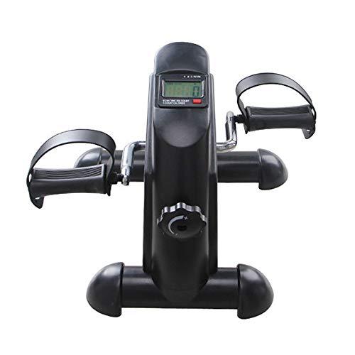 K-DD Mini Bike,Heimtrainer mit LCD-Display, Arm- und Beintrainer Heimtrainer,für Fuß und Handtrainingstraining Fitnesstrainer, Sportgerät,Bewegung Zuhause and Büro