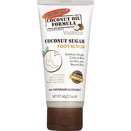 Palmers Palmers Coconut Oil Sugar Foot Scru (3571-6) 60 g