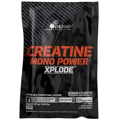 Olimp Nutrition Creatine Mono Power Xplode, Orange, 220g