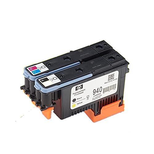 Reparar el cabezal de impresión 2 piezas compatibles con cabezal de impresión para HP 940 C4900A Cabezal de impresión FIT para HP940 PRO 8000 A809A 8500A A910A A910G A910N A809N A811A 8500