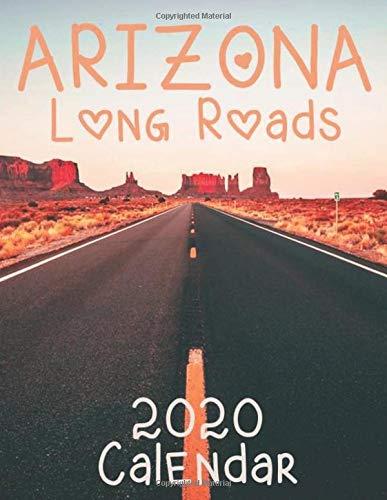Arizona Long Roads 2020 Calendar